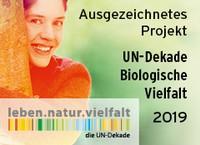 UN-Dekade Ausgezeichnetes Projekt 2019